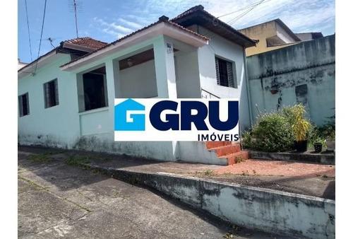 Excelente Casa Térrea Localizada No Centro De Guarulhos - Cat118