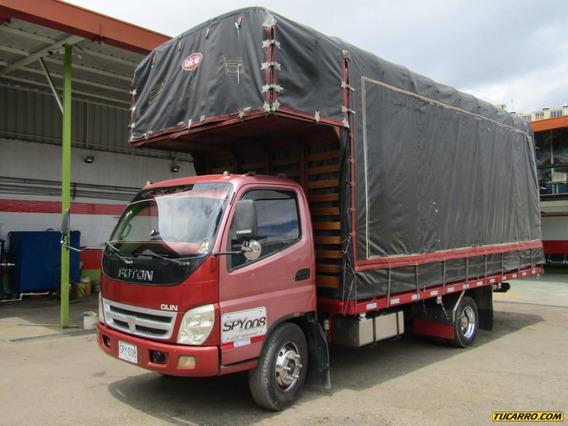Camión Estacas Foton Bj 1069