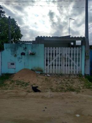 Casa 1km Da Rodovia Com Área De 2 Dorm 6717