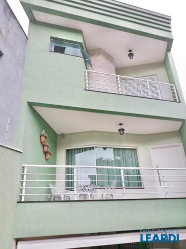 Imagem 1 de 15 de Sobrado - Vila Curuçá - Sp - 621773