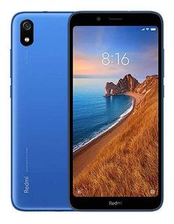 Celular Xiaomi Redmi 7a 32gb 2gb Ram Global Original - Azul