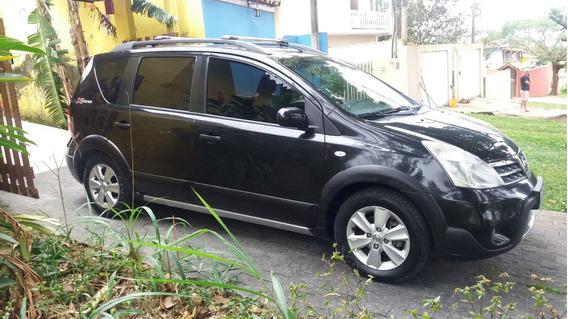 Vendo Nissan Livina X-gear Ano Modelo 2012