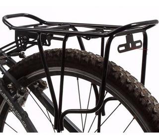 Parrilla Bicicleta Soporte Para Alforjas Babysilla Bolso Y+