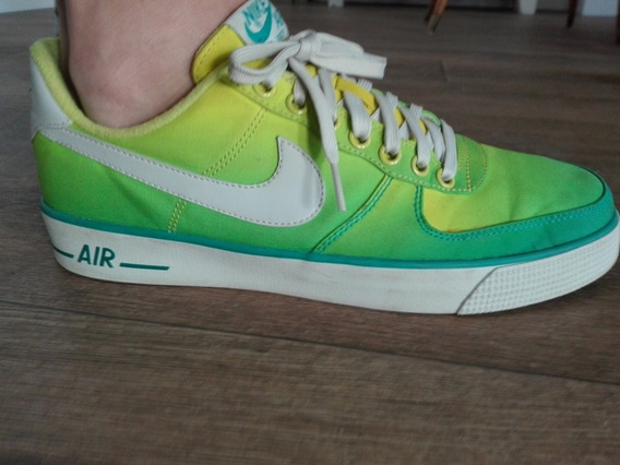 Nike Air Force 1 Ac Br Qs Gradient Pack Turbo Green/ White