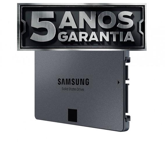 Ssd 1tb Samsung 860 Qvo Sata3 - Lacrado - Gar 5 Anos - N. F.