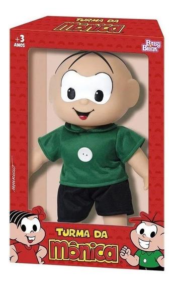 Boneco Turma Da Monica Classicos Cebolinha Baby Brink 1026