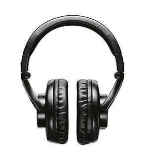 Shure Srh440 Auriculares Profesionales Para Estudio (negro)