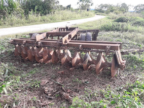 Rastra Tractor Agricola