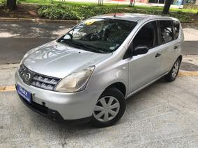 Nissan Livina 1.6 Flex 5p 4mil Entrada+650 Mensais