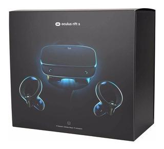 Headset Oculus Rift S Vr Realidade Virtual Lacrado Fábrica