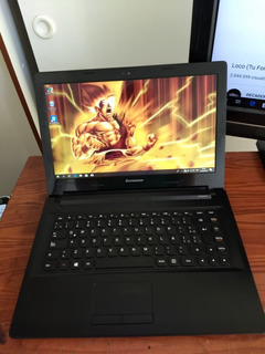 Laptop Lenovo I3 Cuarta Generacion 4 Gb Ram 500 Gb Hdd