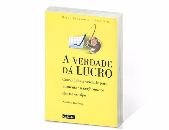 Verdade Dá Lucro, A Editora/marca: Gente Modelo: 97885731255