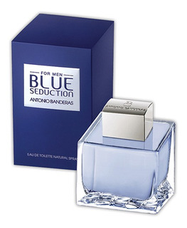 Perfume A.banderas Blue Seduction 50 Ml Men / Superstore