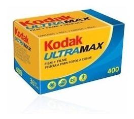 Rollo 35 Mm. Iso 400 Kodak Color Ultramax - 36 Exposiciones