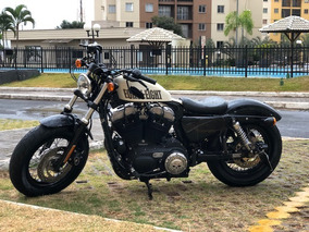 Harley Davidson - Hd-48, Sportster Forty-eight 1200 C - 2014