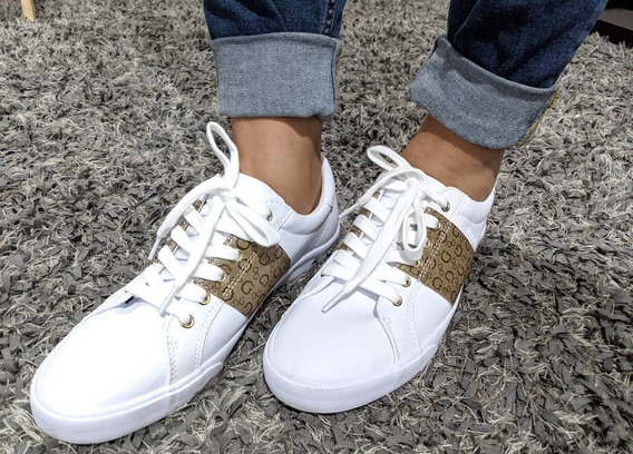 Tenis Guess Blanco Hombre/mujer (unisex)