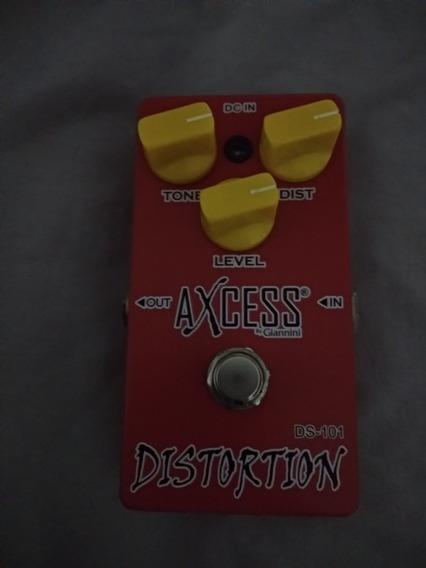 Pedal De Guitarra Giannini Axcess Distortion Ds 101