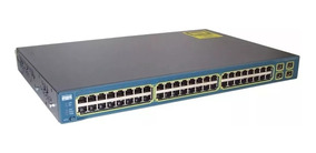 Switch Cisco Catalyst 3560 48p Poe Ws-c3560-48ps-s