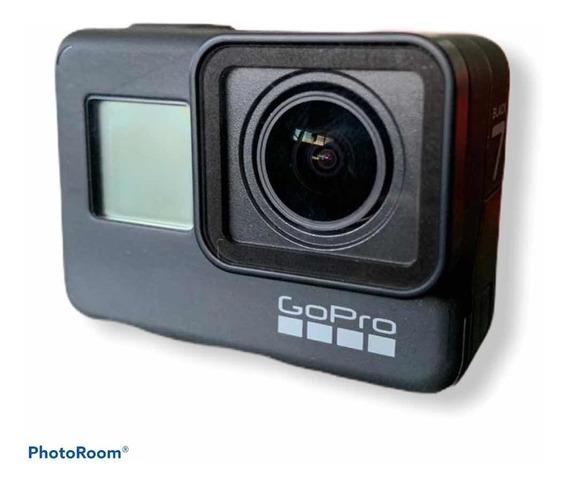Gopro Hero 7 Camera + Cartão De Memória 32g Perfeito Estado