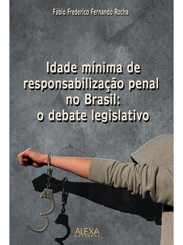 Imagem 1 de 1 de Idade Mínima De Responsabilização Penal No Brasil: O Debate