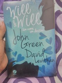 Livro Will&will - John Green