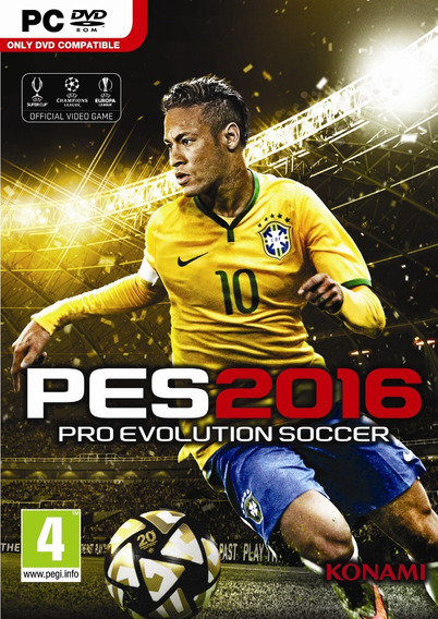 Pro Evolution Soccer Pes 2016 Pc Digital Envio Por Email