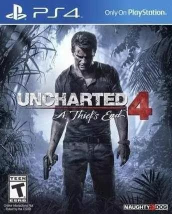 Uncharted 4 Ps4 Envio Na Hora! 2vital