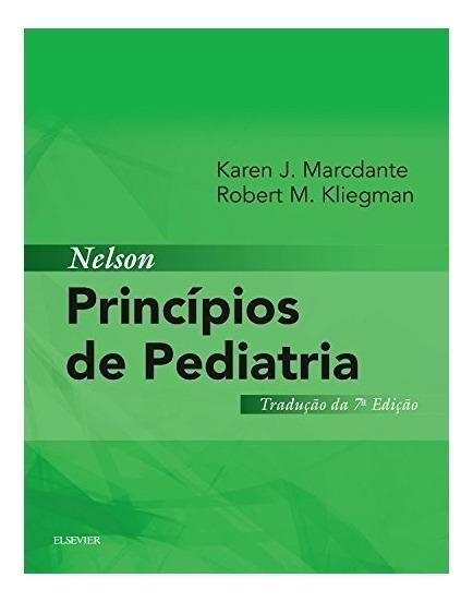 Nelson. Princípios De Pediatria