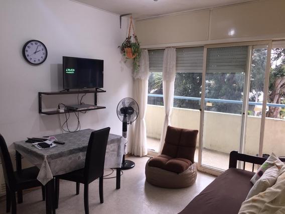 Apartamento En Alquiler Anual En El Centro De Atlantida