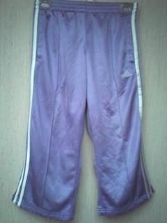 Pantalon Deportivo Original adidas Talla 30..