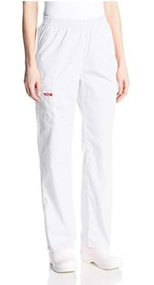 Pantalon De Uniforme Medico Enfermera Dickies Dama