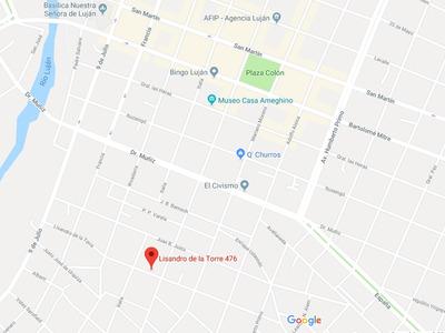 Terreno En Lujan Para Desarrollo Inmobiliario 10x64 - Dueño