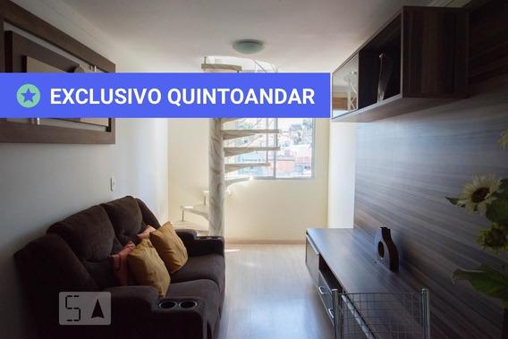 Apartamento No 8º Andar Mobiliado Com 1 Dormitório E 1 Garagem - Id: 892948742 - 248742