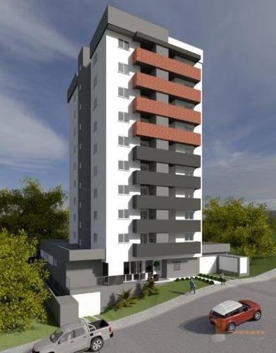 Apartamento Com 2 Dormitórios À Venda, 58 M² Por R$ 180.000,00 - Santa Lúcia - Caxias Do Sul/rs - Ap0612