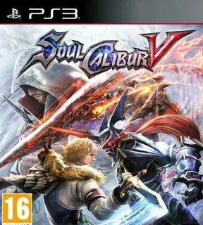 Soul Calibur 5 Ps3 Original- Play Perú