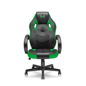 Cadeira Gamer Warrior Verde - Ga160