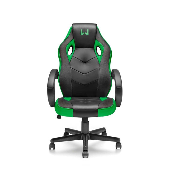 Cadeira Gamer Warrior Verde - Ga160