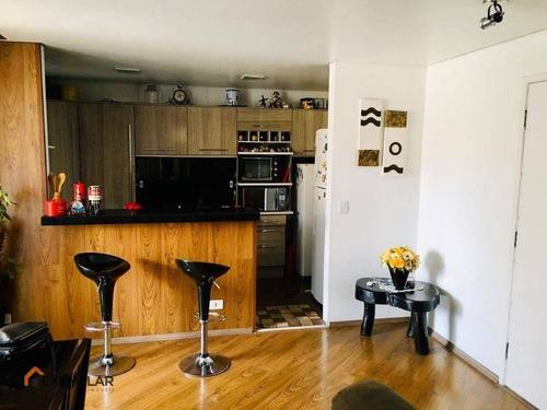 Imagem 1 de 30 de Apartamento Com 3 Dormitórios À Venda, 86 M² Por R$ 685.000,00 - Vila Dom Pedro Ii - São Paulo/sp - Ap1878