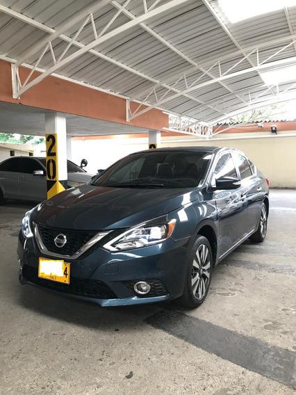 Nissan Sentra 1.8 Aut. Modelo: 2017