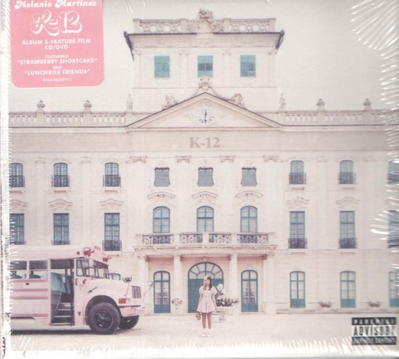 Cd : Melanie Martinez - K-12 (2 Discos) (cd+dvd)