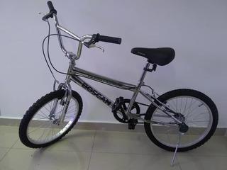 Bicicleta Rin 20 Cromada. Big Boscan. Excelente Calidad.