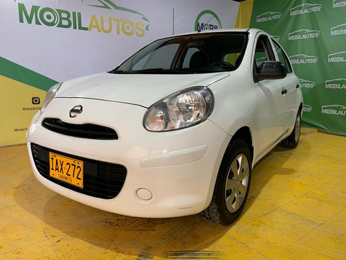Nissan March Fe 1.6 2015