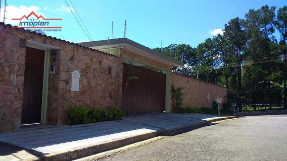 Casa Em Bairro Nobre Atibaia - Ca3571