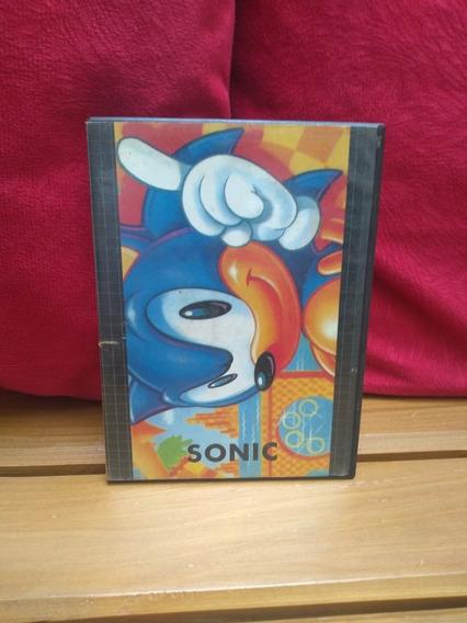 Sonic The Hedgehog (japonês) - Mega Drive