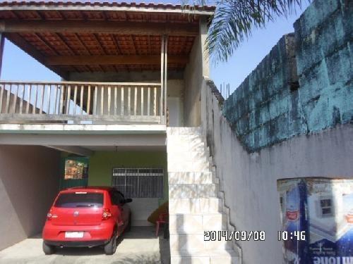 Sobrado Na Praia Com 05 Dormitórios Em Itanhaém/sp 0990-pc