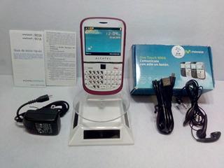 Alcatel Ot-900a Fucsia Movistar ---envío Gratis---