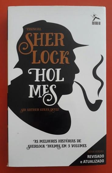 Box Essencial Sherlock Holmes - Sir Arthur Conan Doyle