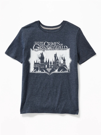 Playera Fantastic Beast 2 The Crimes Of Grindelwal Old Navy