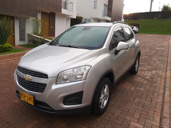 Chevrolet Tracker Ls 2014