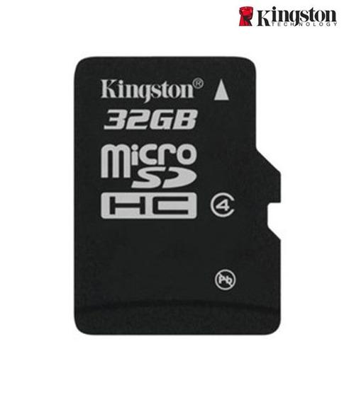 Cartão De Memória Kingston 32gb Sd